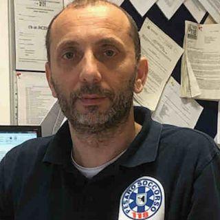 Gabriele Lani, Coordinatore Infermieristico del Pronto soccorso di Urbino
