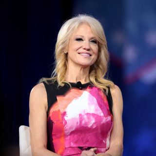Wayne Root Talks With Kellyanne Conway, White House Counselor To President Trump