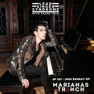 Josh Ramsay (Marianas Trench)