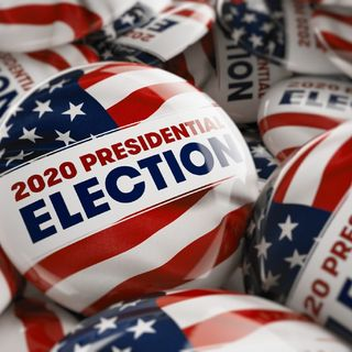 Episode 1097 - The Disputed 2020 Presidential Election