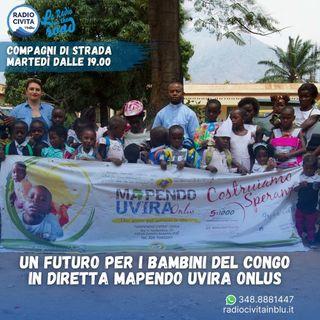 Mapendo Uvira Onlus, Intervista ad Alessandra Zegarelli e a Don Tacìte