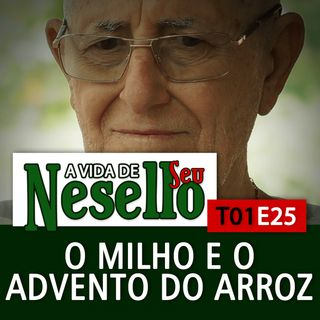 T01E25 - O Milho e o Advento do Arroz - A Vida de Seu Nesello