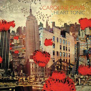 Hornemusic #52: Burning saxists' Caroline Davis & Tineke Postma