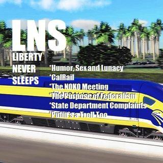 Liberty Never Sleeps 03/12/18 Show