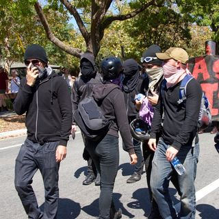 Antifa And Isis: A Love Story