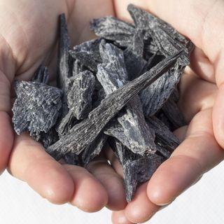 Black Kyanite  Meaning Benefits and Spiritual Properties