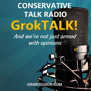 GrokTALK! V3 Episode 4 - Fracking, Gun-Grabs, Supremacy, Schmidt, Brexit, Nadler, and Bathroom Politics