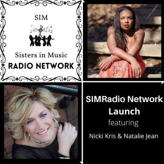 SIM Radio Network Launch Party