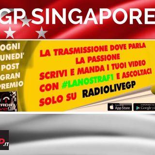 #LaNostraF1 - GP Singapore 2019