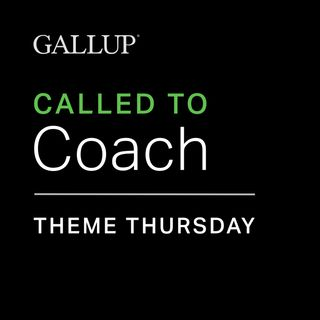 CliftonStrengths Relator Theme: Developing Teams and Managers -- Season 6