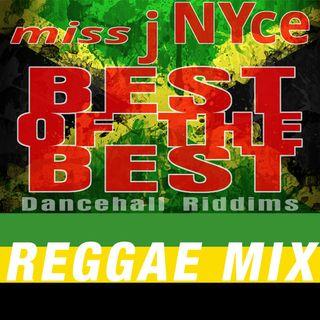 miss j NYce Reggae Mix