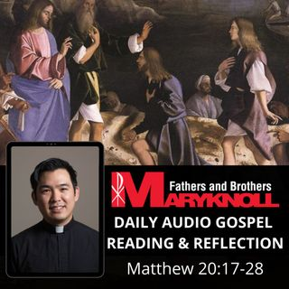 Wednesday of the Second Week of Lent, Matthew 20:17-28
