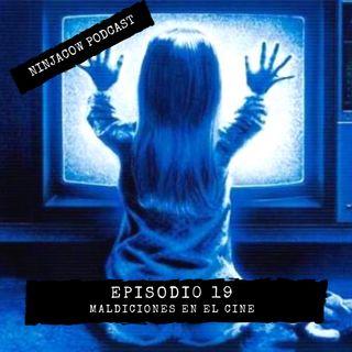 #19 - Maldiciones en el cine