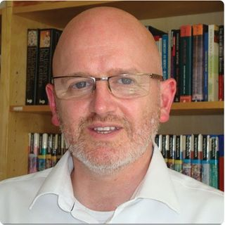 Baptist Missionary Society: intervista con Mark Ord