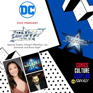The CCC Podcast- July 26, 2021 (JSA 80th Anniversary)