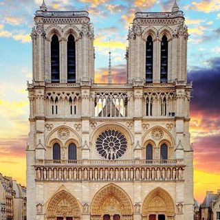 04. Catedral Notre Dame de París