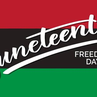 Juneteenth Celebration!