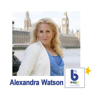 Alexandra Watson at The Best You EXPO