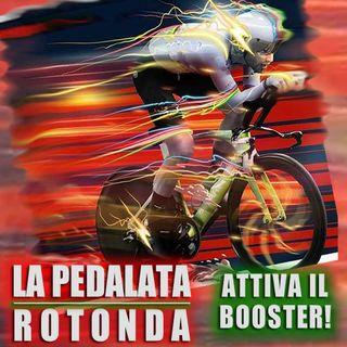 La pedalata rotonda attiva il booster!