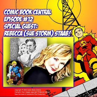 #12: Rebecca Staab