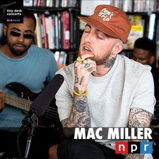 Mac Miller - Acoustic Live at NPR Music Tiny Desk Concert | Full Concert | Full Show | Extended Set