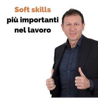 Soft skills più importanti nel lavoro
