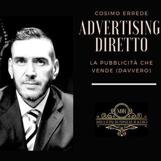 [Advertising Diretto 01] - La pubblicità che vende (davvero) - Analisi in diretta