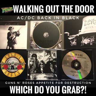 "AC/DC ""Back In Black"" ('80) -or- Guns N' Roses ""Appetite for Destruction"" ('87)?!"