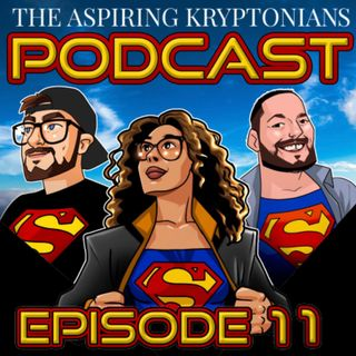 Ep #11 - Talking Superman with Daniel Sampere