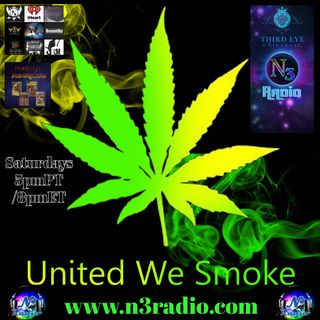 United Weed Smoke Radio Show with Robert & Stacy