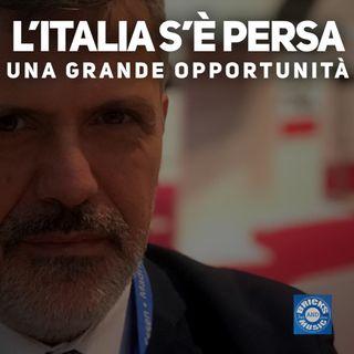 BM - Puntata n. 72 - L'Italia s'è persa.... una grande opportunità!!!
