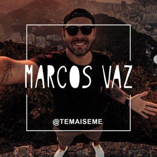 #16 - Marcos Vaz (@vazaonde) - O caçador de vulcões