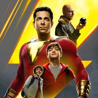 Damn You Hollywood: Shazam!