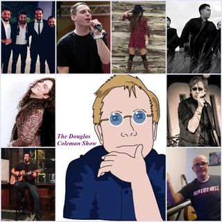The Douglas Coleman Show 2018 New Year Music Special