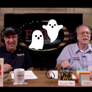 #132 Halloween, the Lottery and the Tax Code.