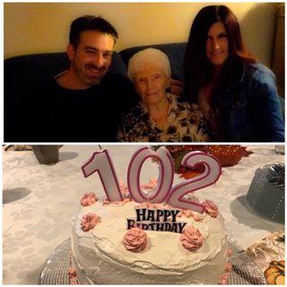 Happy 102nd Birthday to Mike's Grandma!