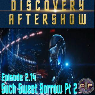DSC 2.14: Such Sweet Sorrow Pt 2