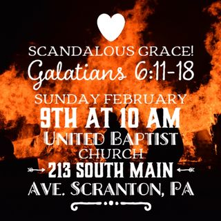 Scandalous Grace!