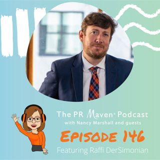 Episode 146: Public relations and marketing in the arts, with Raffi DerSimonian, principal at the RDS Group