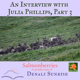 An Interview With Julia Phillips, Part 3
