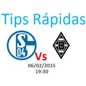 Alemanha - Schalke vs Mgladbach