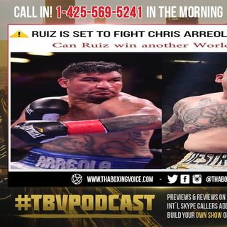 ☎️Andy Ruiz Jr REJECTS❗️WBA Heavyweight Title Shot by Mahmoud Charr😱CHOOSES Chris Arreola😱