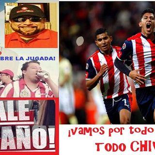 CHIVAS VS TORONTO FINAL CONCACHAMPIONS