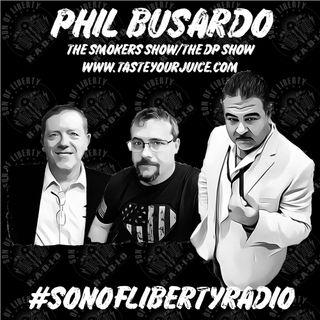 #sonoflibertyradio - Phil Busardo