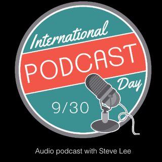 #PodcastDay for International Podcast Day on siliconbeachradio.com