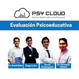EP.3 Evaluación psicoeducativa
