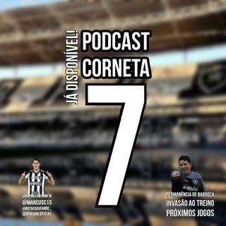[20] Barroca deve ser demitido? / Invasão ao treino / Botafogo x Fluminense