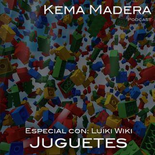Especial con Luiki Wiki: Juguetes