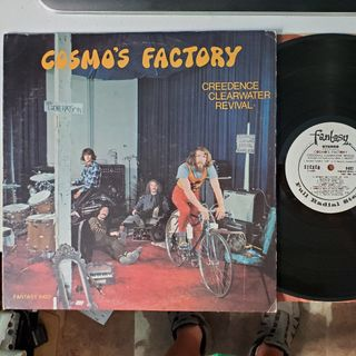 Side 1 & 2 Cosmo's Factory (1970) (White Label Promo) for sale on ebay