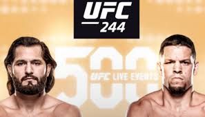 MMA Fight Picks: #UFC 244 Jorge Masvidal vs. Nate Diaz